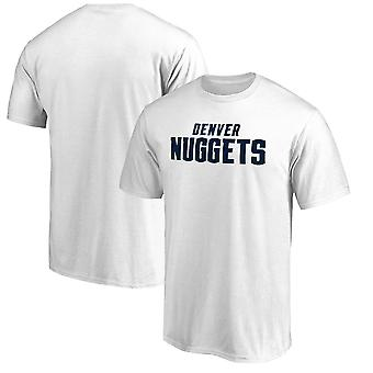 Denver Nuggets Short T-shirt Sports Tops 3DX069