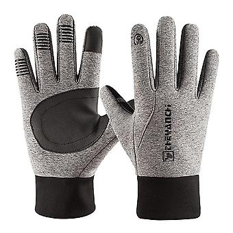 Winter Outdoor Sport Gloves, Touchscreen, Bicycle, Bike, Cycling Running