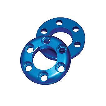 BikeTek Crash Protector For End-Cap Kit Blue