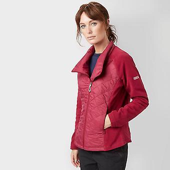 New Regatta Women's Chilton Walking Hiking Hybrid Jacket Pink