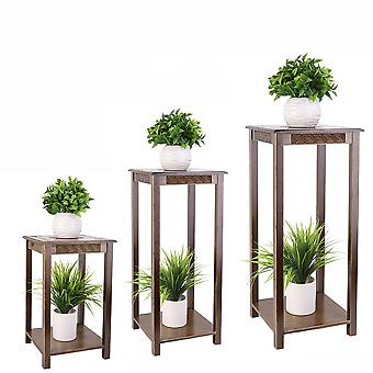 Bamboo Sofa Side End Table