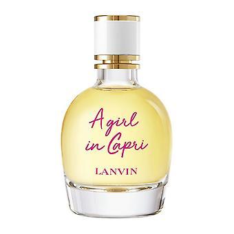 Women's Perfume A Girl en Capri Lanvin EDP/90 ml