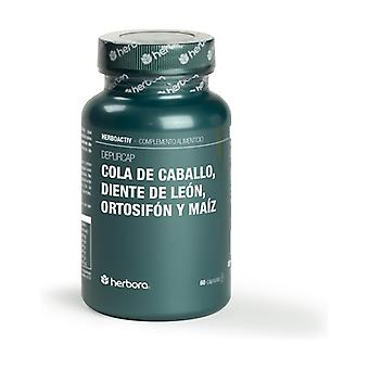 Depurcap (Horsetail, Dandelion, Orthosiphon and Corn) 60 capsules