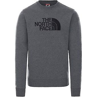 North Face Drew Peak Crew T94SVRGVD universella män tröjor