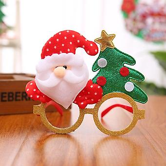 Christmas Glasses Decoration For Home