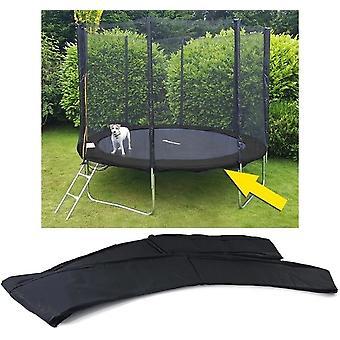 Pokrowiec na trampolinę - średnica 305 cm - czarny