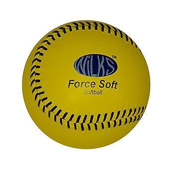 Wilks Force Soft Leather Softball
