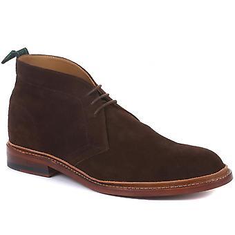 Jones Bootmaker Mens Acton Goodyear Welt Chukka Boots