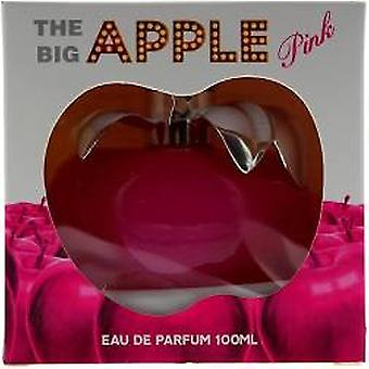 The Big Apple Pink Apple Eau de Parfum 100ml EDP Spray