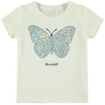 Name-it Girls White Tshirt Vulea