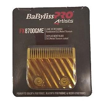 Babyliss Recambio Cuchilla Gold Black Red
