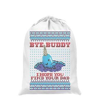 Grindstore Bye Buddy Santa Sack