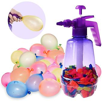 Funny Water Balloon Pumping Station  (with 480 Balloons)
