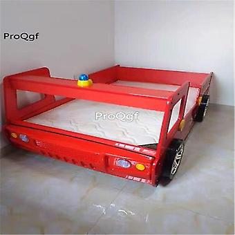 Boy Like Car Shape Bed