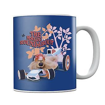 The Magic Roundabout Dougal Race Car Mug