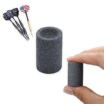 Millstone Steel Tip Point, Needle Sharpener, Professional Darts Accessories,