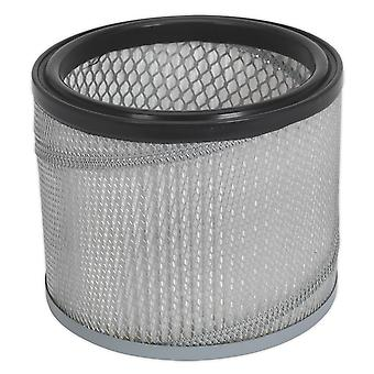 Sealey Pc150Acf Hepa patroonfilter voor Pc150A