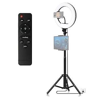 32cm/12inch LED Ring Light Fill-in Lamp 3500K-5600K Dimmable