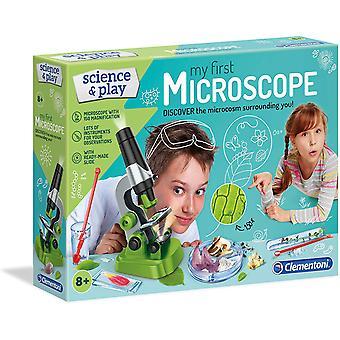 Clementoni mitt första mikroskop
