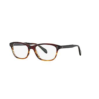 Oliver Peoples Ashton OV5224 1224 Rote Schildkrötenbrille
