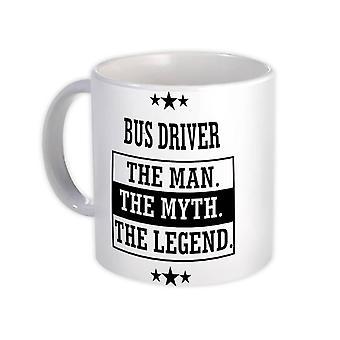 هدية القدح : سائق الحافلة و