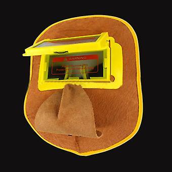 Solar Auto Darkening Electric Welding Mask Helmet Welder Cap For Welding