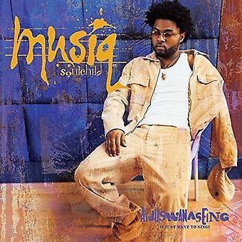 Musiq Soulchild - Aijuswanaseing (2LP) [Vinyl] USA import