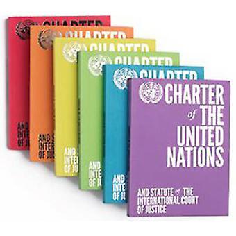 Handvest van de Verenigde Naties en Statuut van het Internationaal Gerechtshof door het Ministerie van Openbare Informatie