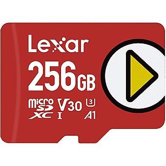 FengChun Play 256GB microSDXC UHS-I Karte, Bis Zu 150MB/s Lesegeschwindigkeit (LMSPLAY256G-BNNAG)