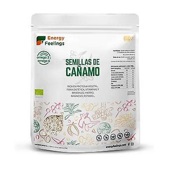 Hemp Seeds with Shell Eco XL Pack 500 g
