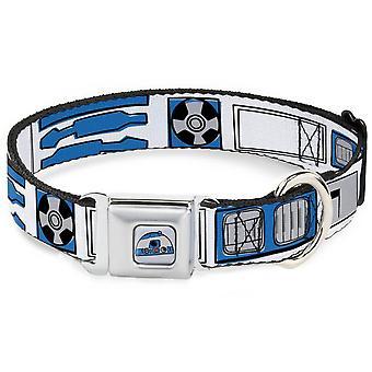 """Star Wars R2-D2 Κοστούμι 1"""" Ευρύ κολάρο σκύλου"""