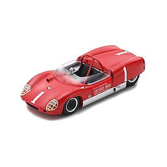 Lotus (Dan Gurney - Winner Nassau Trophy Race 1961) in Red (1:43 scale by Spark US053)