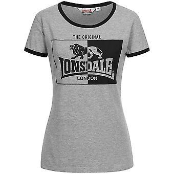 Lonsdale Damen T-Shirt Uplyme