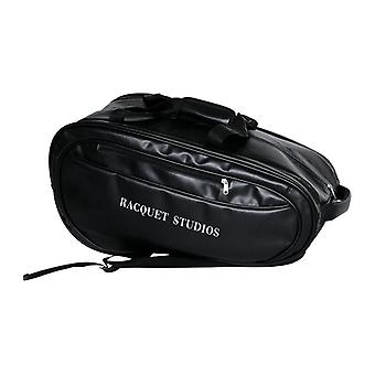 Racquet Studios, Padel bag - Black