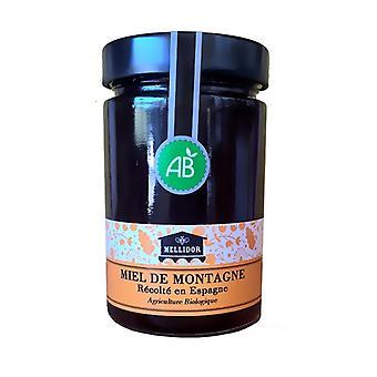 Organic mountain honey 400 g