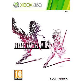 Final Fantasy XIII-2 13-2 Game XBOX 360