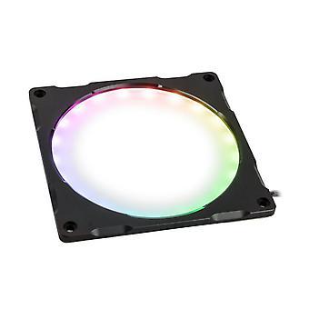 Phanteks Halos Lux 140mm Digital RGB LED Lüfterrahmen - Aluminium Schwarz