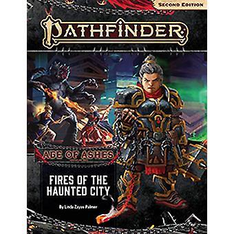 Pathfinder RPG a doua ediție Adventure Path: Incendii din orașul bântuit (Age of Ashes 4 din 6)