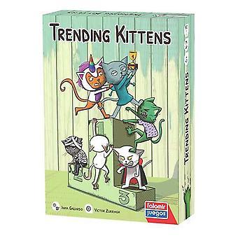 Set Falomir Trending Kittens