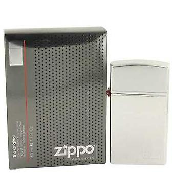 Zippo Original By Zippo Eau De Toilette Spray Refillable 1.7 Oz (men) V728-531906