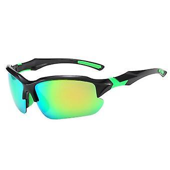 Fotokromisk polariseret cykel solbriller