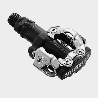 New Shimano M520 Mountain Bike SPD Pedals Black