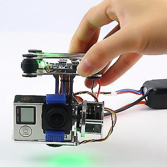 Super Light Dji Phantom Gopro 3 4 Cnc Brushless Motor Kamera Gimbal Mit BGC Controller Rtf Nur