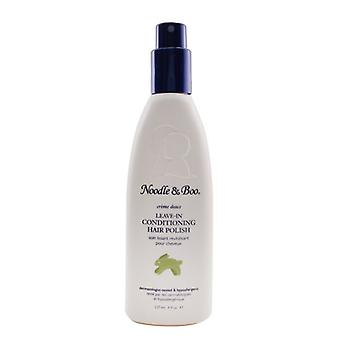 Noodle & Boo Conditioning Hair Polish - For Curls, Tangles, Frizzies and Bed Head (Unboxed) 237ml/8oz
