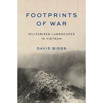 Footprints of War von David Andrew Biggs