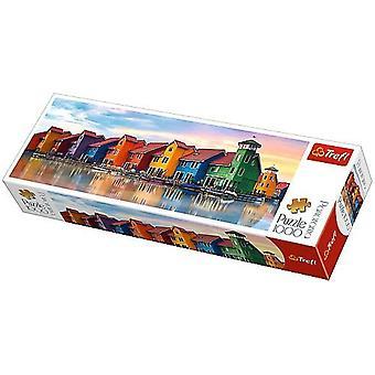 Trefl Panorama Gromigen Netherlands Jigsaw - 1000 Piece