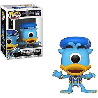 Donald (Monsters Inc.) Kingdom Hearts 3 Funko Pop! Figura in vinile #410