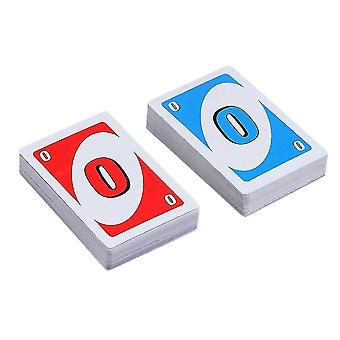 Family Funny Entertainment Board Game Uno Fun Poker Jogando Cartas Puzzle Games