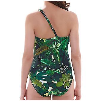 أوهام كوراندا FS6130 W ملابس السباحة غير المتماثلة underwired