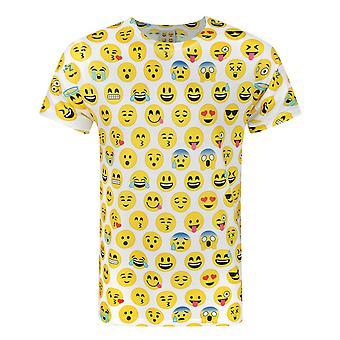 Emoticon Mens Sublimation T-Shirt